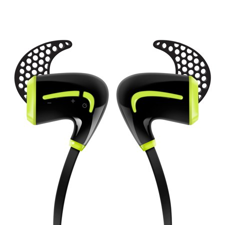 Photive Ph Bte50 Wireless Bluetooth Earbuds  Wireless Sports Earphone Headphones With Built In Microphone