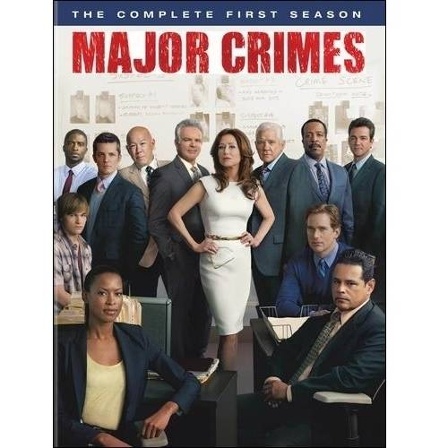 Major Crimes: The Complete First Season