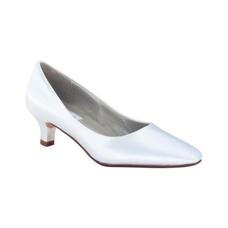 Women's Dyeables Abbey Land Snake Brown 13 3E (Dyeables Dyeables Bridal Shoes)