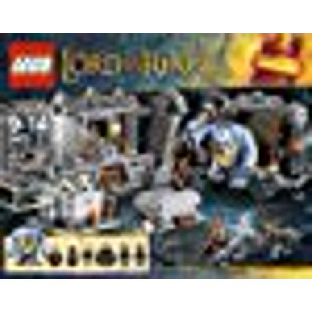 LEGO The Lord of the Rings Hobbit The Mines of Moria (9473) - Lord Of The Rings Beards