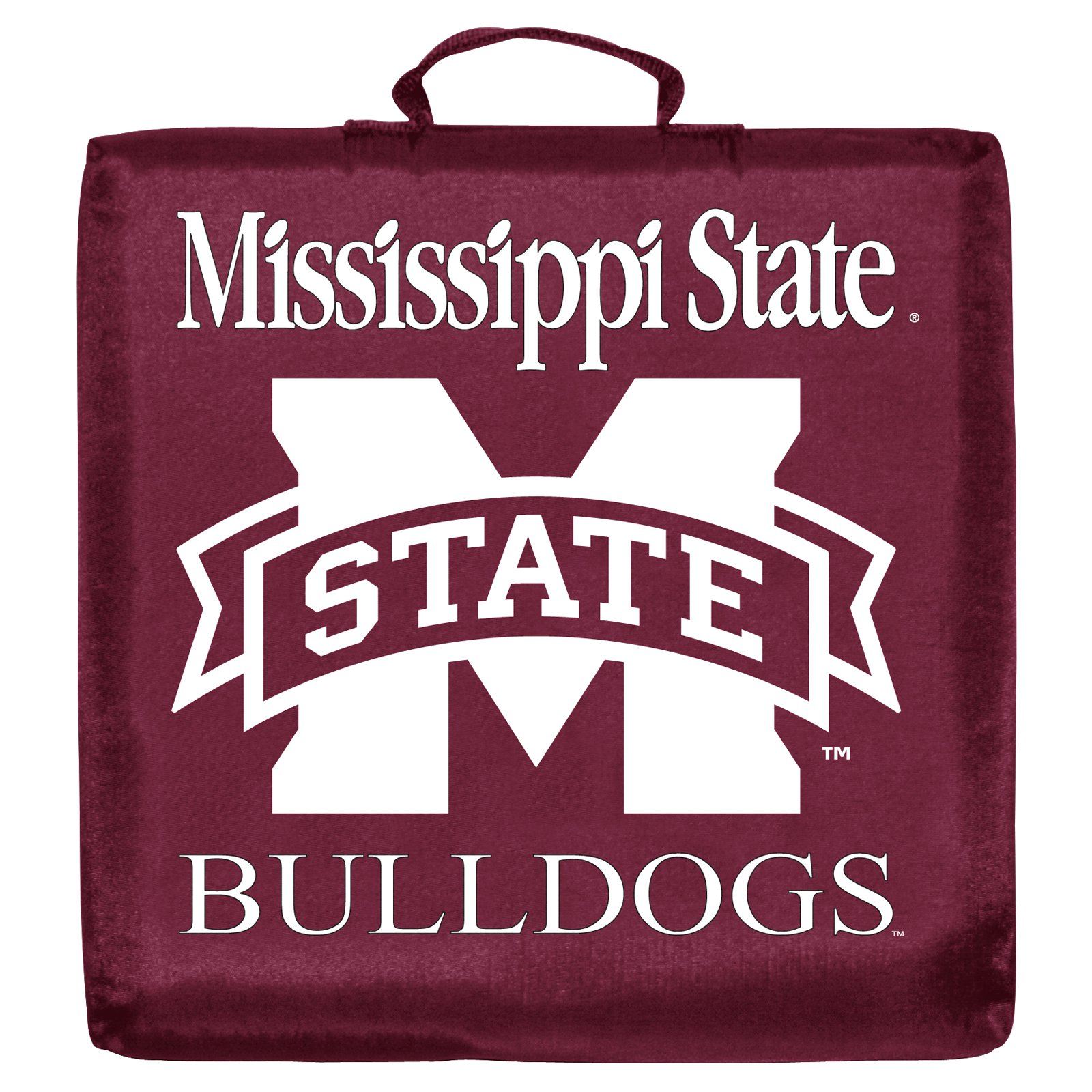 Logo Chair NCAA College Stadium Cushion