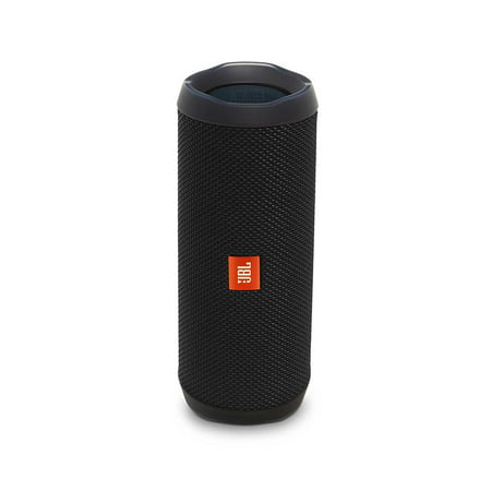 jbl flip 4 black open box portable bluetooth speaker. Black Bedroom Furniture Sets. Home Design Ideas