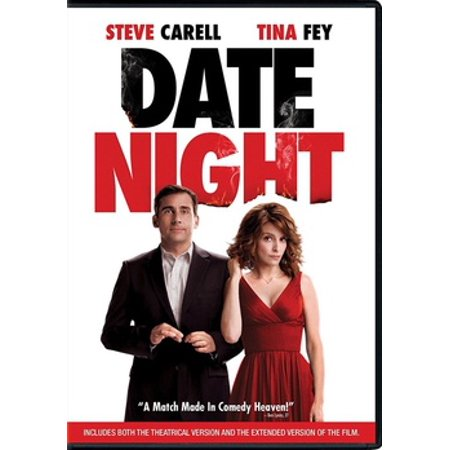 Date Night (DVD) - Halloween Horror Nights Dates