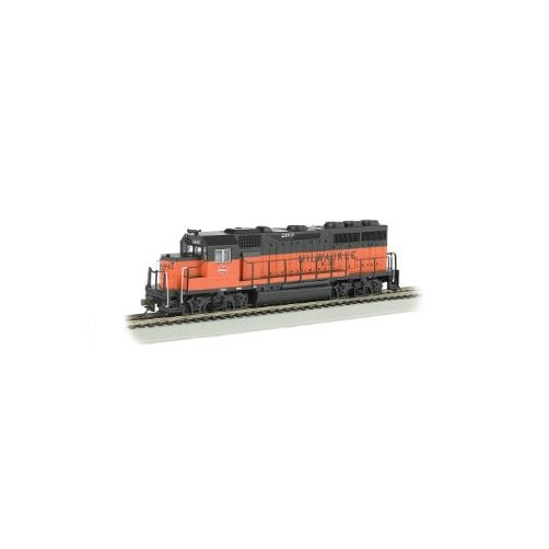 Bachmann Industries EMD GP40 DCC Equipped Locomotive Milw...