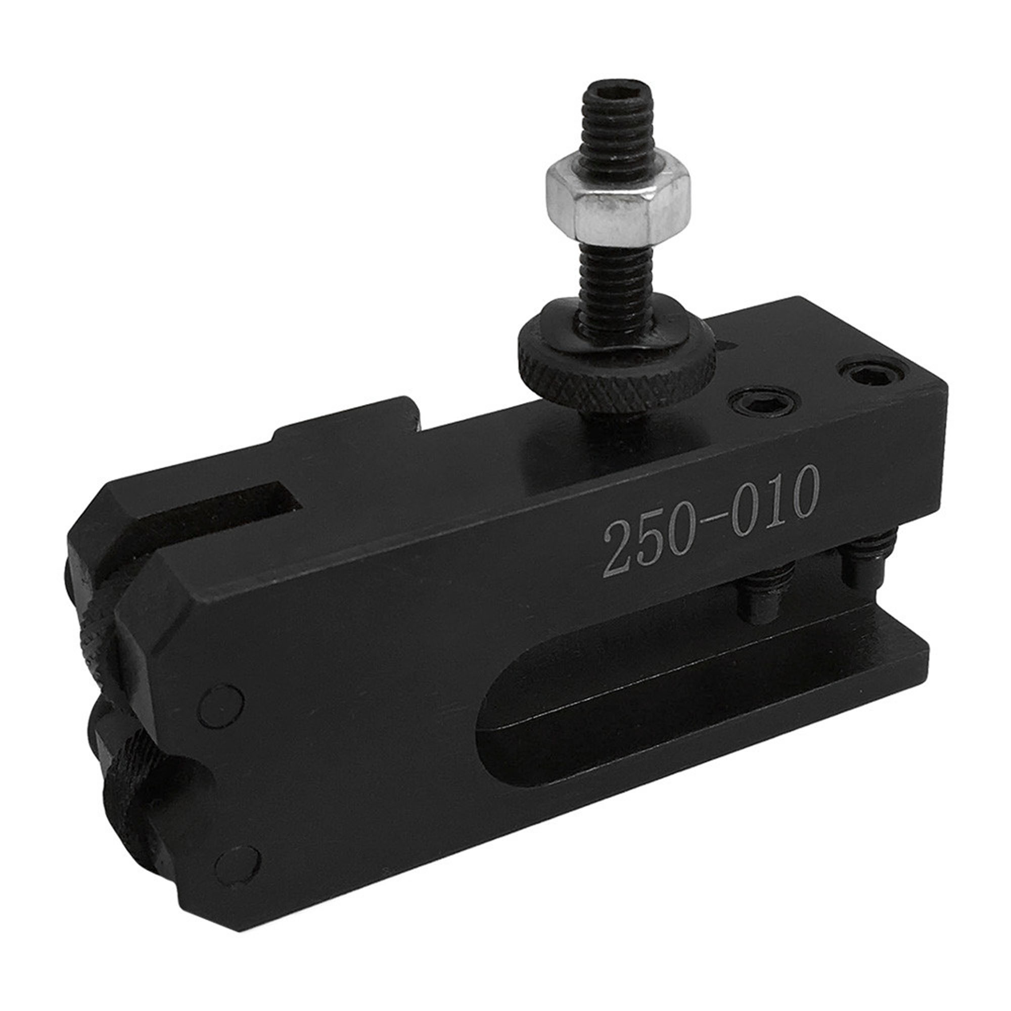 #10 OXA Knurling Turning Facing Holder Quick Change CNC Lathe Tool Post 250-010