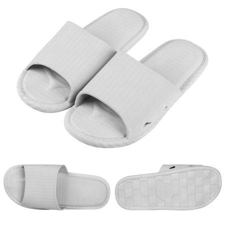 9c56d3981b9f8 Women/Men's Slip On Slippers Non-Slip Shower Sandals for Women, Shower Bath  Slippers Beach Water Slide House Slippers for Indoor Outdoor Summer Fall,  ...