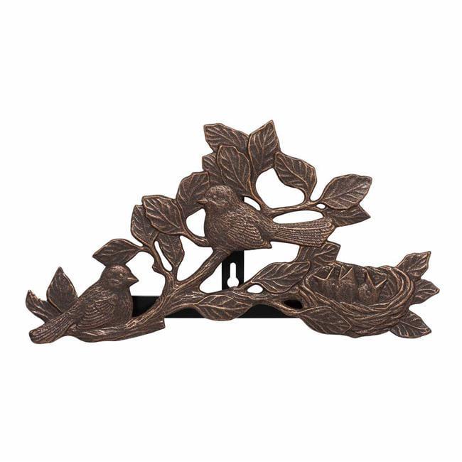 Chickadee Hose Holder, Oil Rubbed Bronze