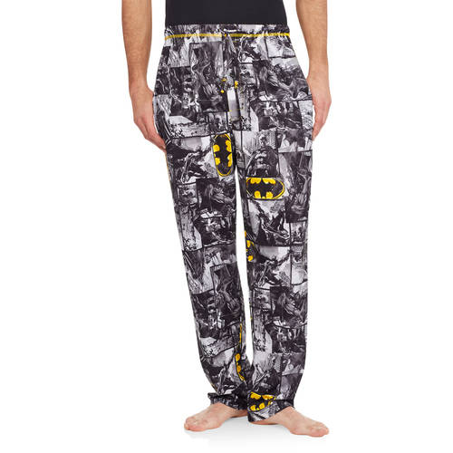 Batman Big Men's Sleep Pant by Generic