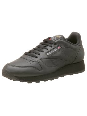 e4459f44c27b1 Product Image Reebok 116  Men s Classic Leather Black Sneaker