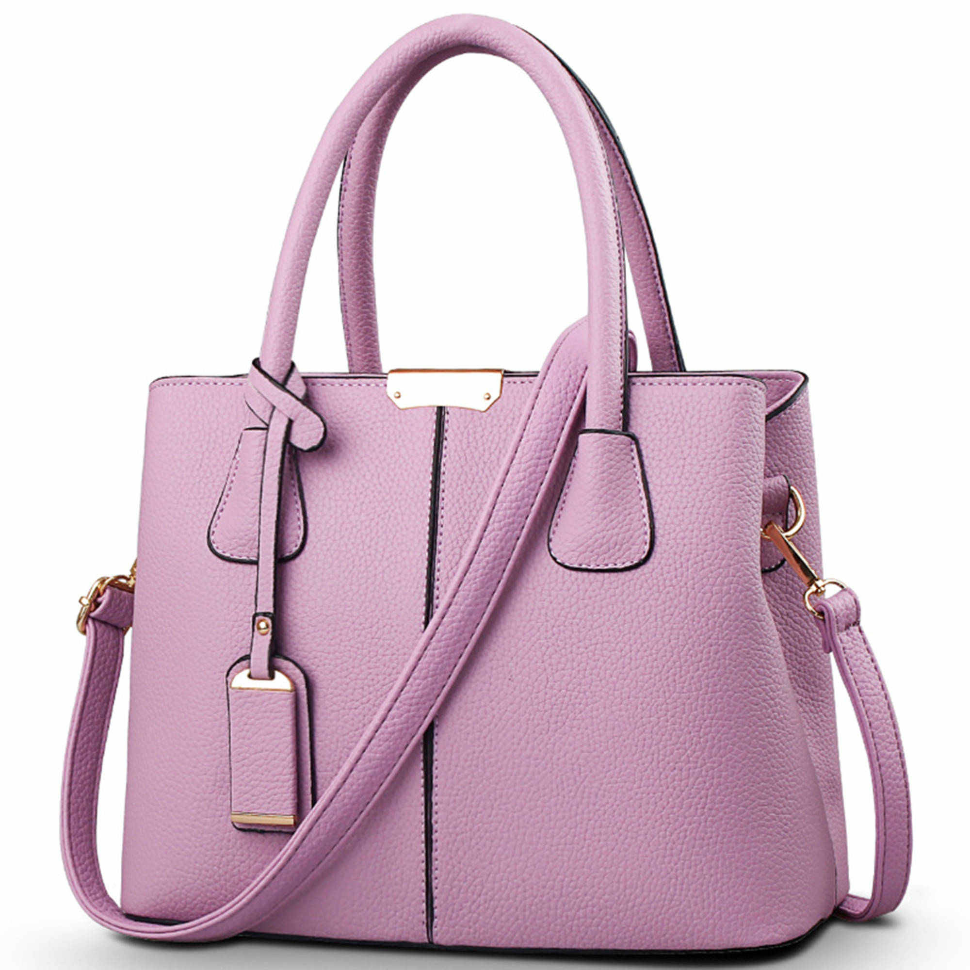 Women Leather Handbags Fashion Top Handle Bag Cross body Shoulder Bag for Ladies