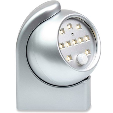 Motion Sensor Night Light Led Wall Light Fixture For