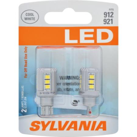 Sylvania 912 LED Miniature Bulb, 1 each, sold by each ()