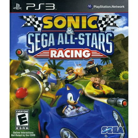 Sonic   Sega All Stars Racing  Ps3