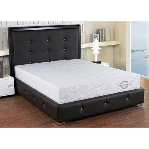 ViscoGel 8 inch Memory Foam Mattress Twin XL Walmart