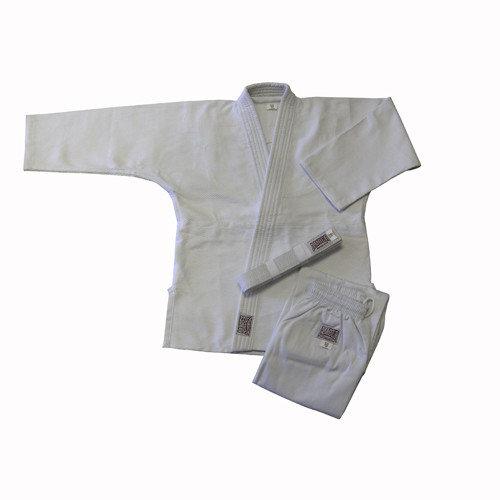 Amber Sporting Goods Judo Single Weave White Uniform (Size 9)
