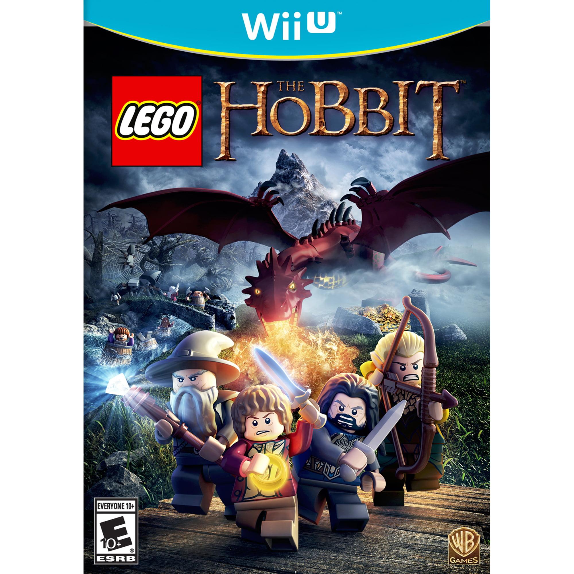 LEGO The Hobbit, WHV Games, Nintendo Wii U, 883929399215