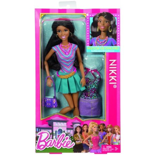 Barbie Life in the Dreamhouse Nikki Doll