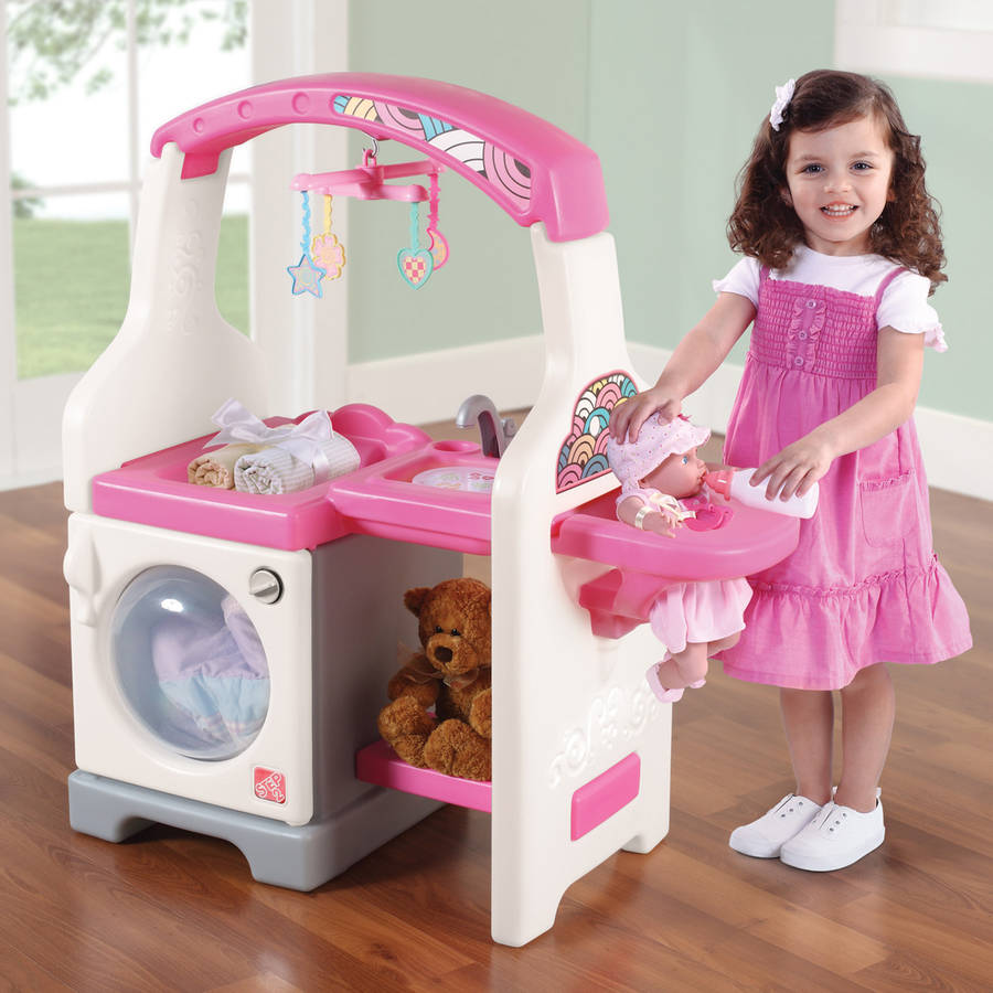 Step2 Deluxe Nursery Center Walmart Com