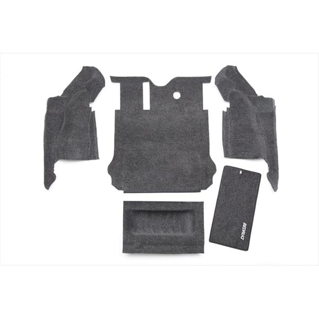 BEDRUG BRJK07R4 Rear Cargo Liner Kit For Jeep 2007-2010, 4 Door - image 1 de 1