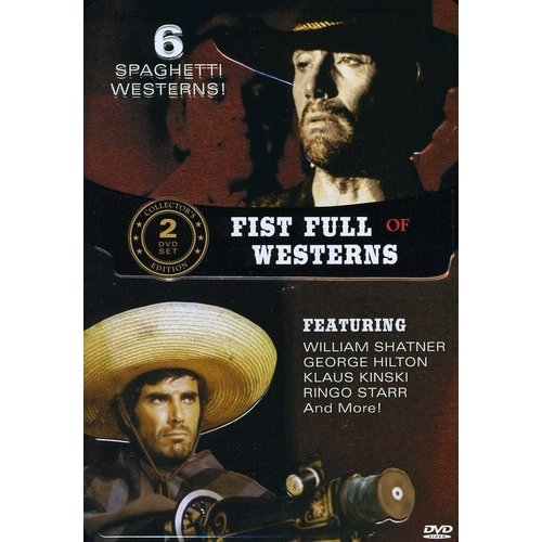Fist Full Of Westerns (Tin Case)