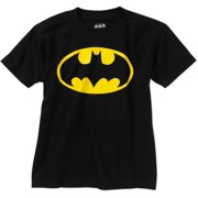 DC Comics Boys' Shield Graphic Tee