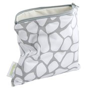 Woombie BGreen Snack Bags Metal Gray, One Size