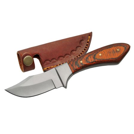 Fixed Blade Pakkawood
