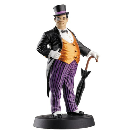 DC Comics: Super Hero Collection - Penguin Figure with Collector Magazine (Penguin Dc)