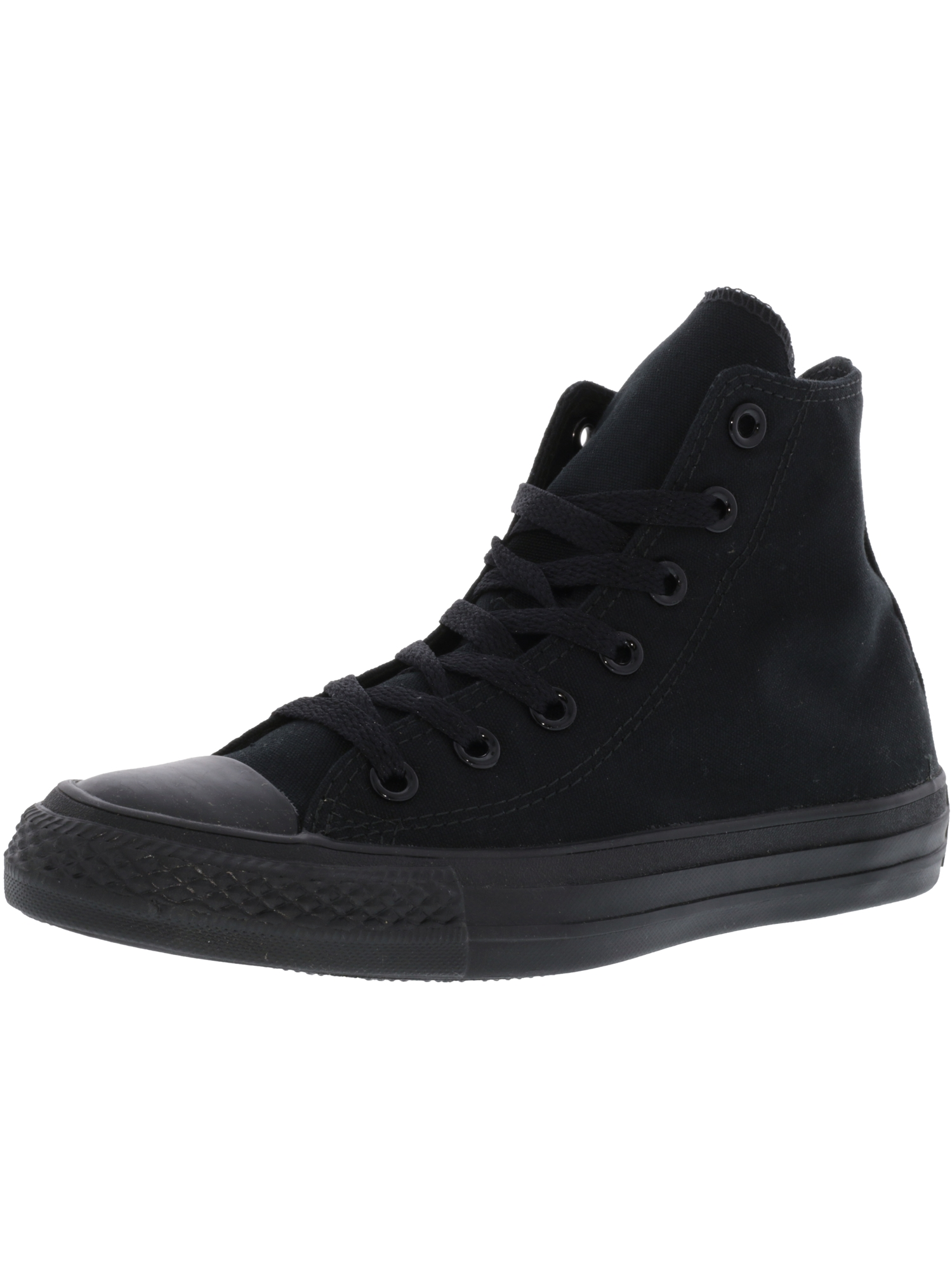 Converse Chuck Taylor All Star Core Hi Black Monochrome High-Top Fashion Sneaker 7M   5M by Converse