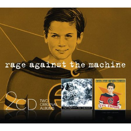 Rage Against The Machine Wu Tang - Rage Against the Machine/Evil Empire (CD)