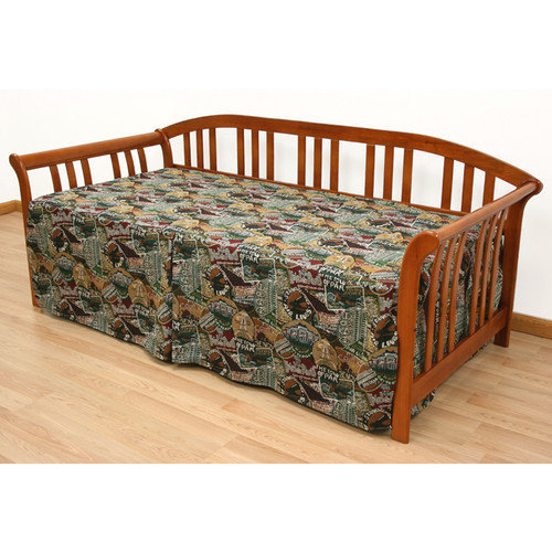 Easy Fit Travel Twin Daybed Cover