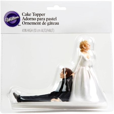 Wilton Now I Have You Wedding Cake Topper, 1 Ct