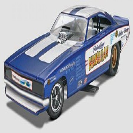 Revell Roland Leong's Hawaiian Dodge Charger NHRA Funny Car 1/25 Scale Model Kit ()