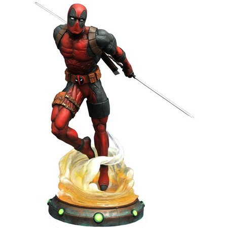 Diamond Select Toys Marvel Gallery Deadpool Pvc Figure