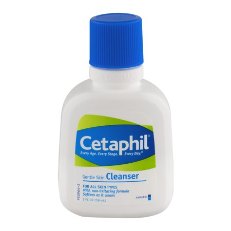 Cetaphil Gentle Skin Cleanser, 2 fl oz