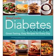 Betty Crocker Cooking: Betty Crocker Diabetes Cookbook: Great-Tasting, Easy Recipes for Every Day (Paperback)