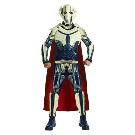 Mens Deluxe General Grievous Adult Halloween Costume