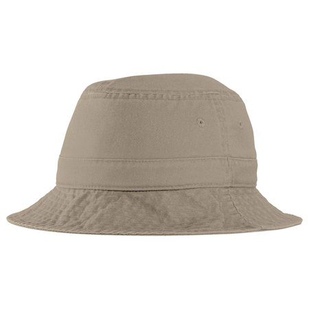 Port Authority Women's Bucket (Leather Bucket Hat)