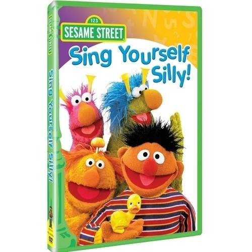 Sesame Street: Sing Yourself Silly! (Full Frame)
