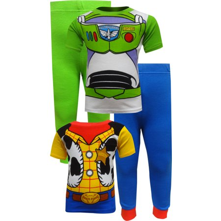 Toy Story Buzz Lightyear and Woody Cotton Toddler - Toy Story Aliens Costume