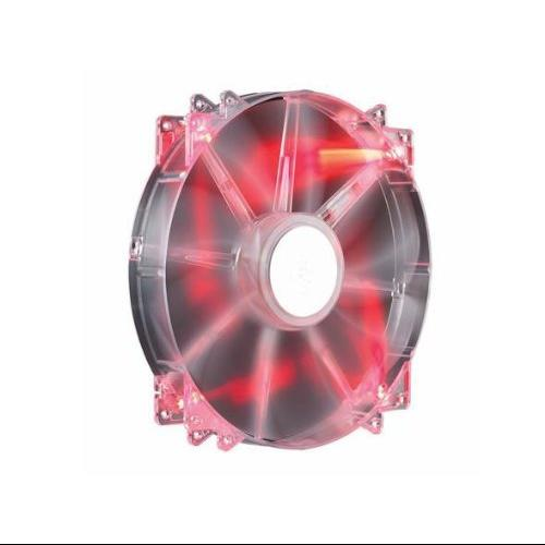 Cooler Master Megaflow 200 Blue Led Silent Fan - 200mm - 700rpm - 1 X Sleeve Bearing (r4lus07abgp)
