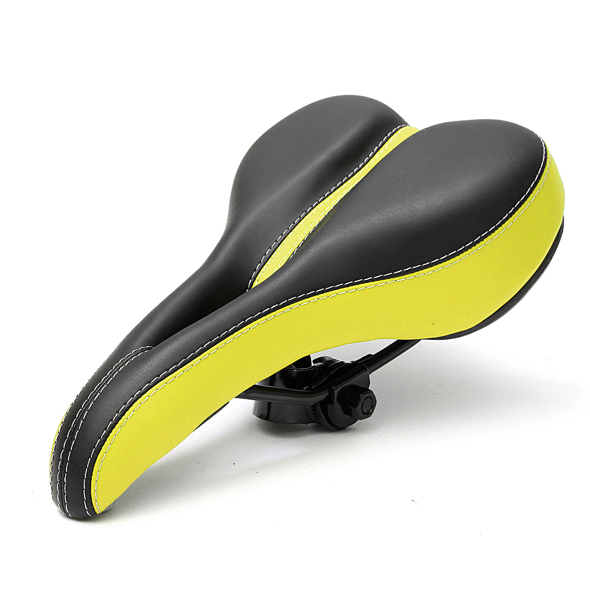 Breathable Mountain Bike Bicycle Saddle Seat Cycling Pad Cushion Soft Hollow Saddle Seat MTB Cycling Parts