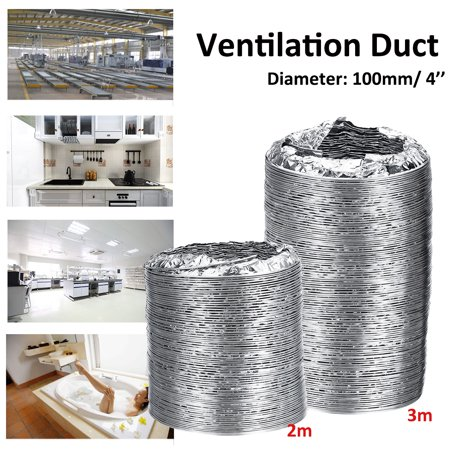 Ventilation Ducting - 4