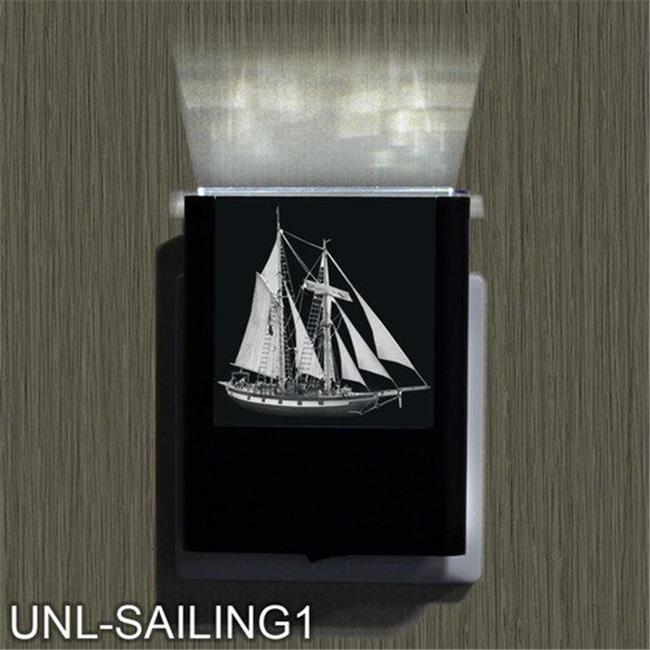 Uniqia UNLG0199 Night Light - Sailing 1 Laser
