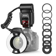 Best Ring Light For Canon 7ds - MK-14EXT Macro Ring Flash Light with AF Assist Review