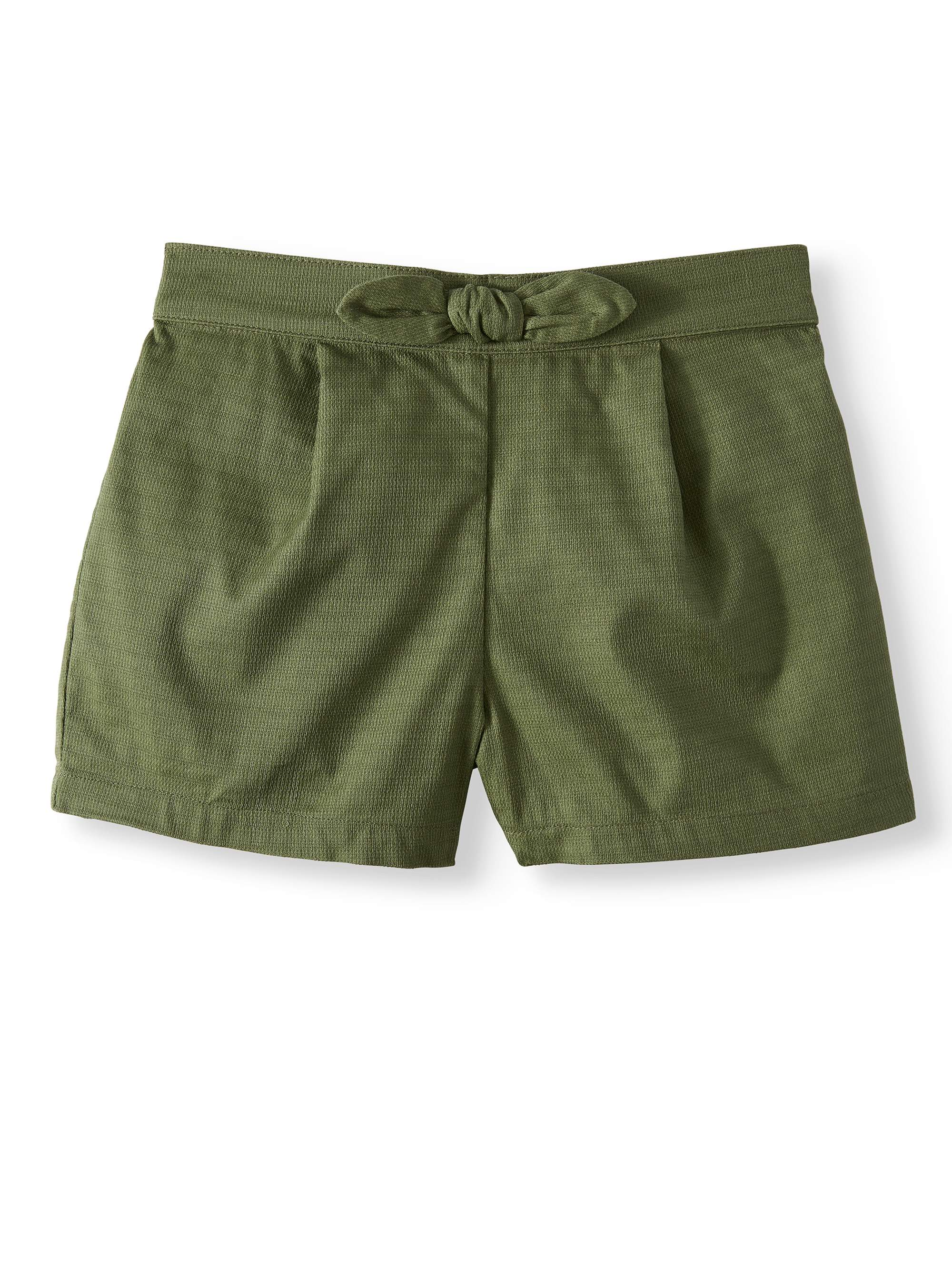 Front Bow Short (Toddler Girls)