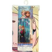 """Disney Frozen 72"""" x 72"""" Fabric Shower Curtain, 1 Each"""