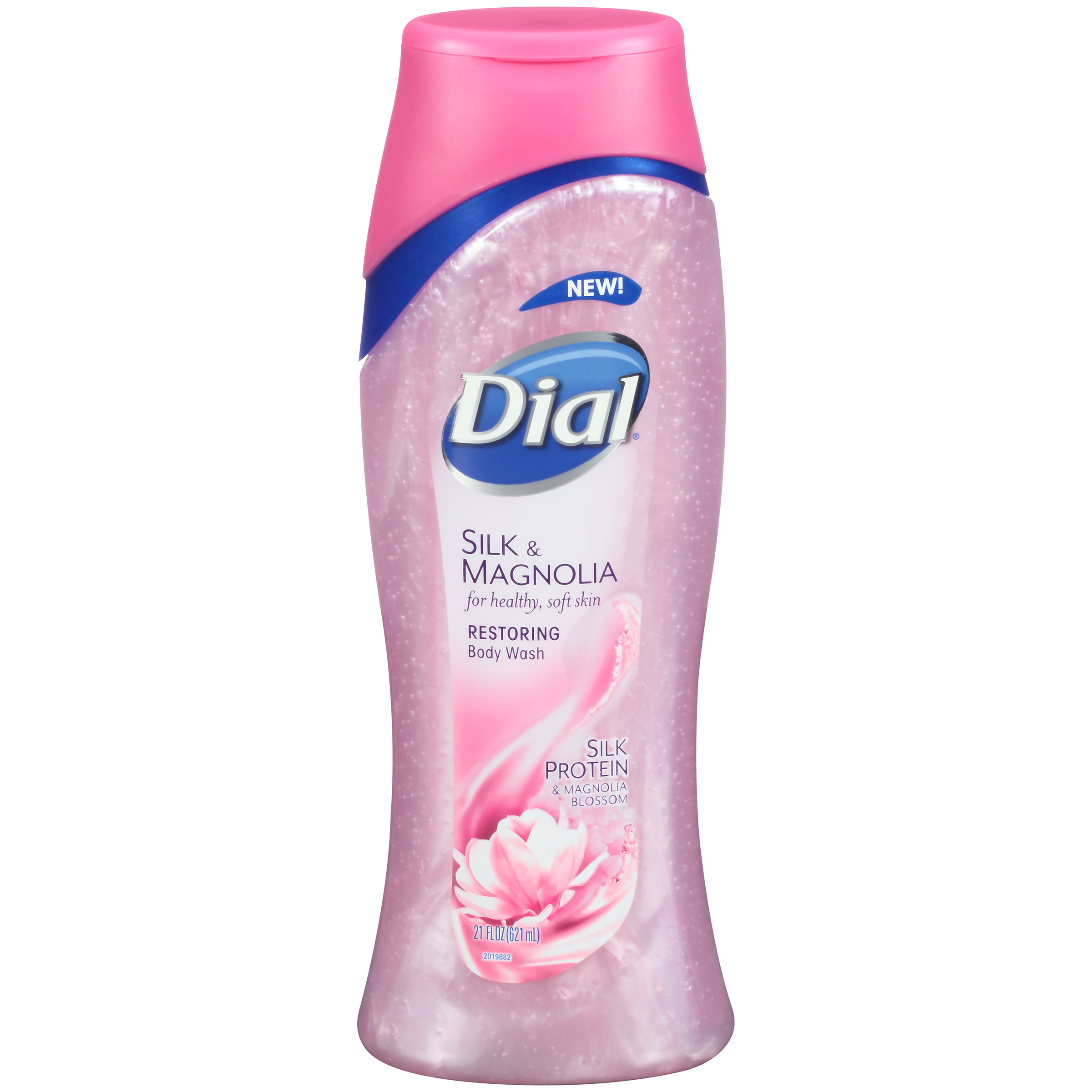 Dial Body Wash, Silk & Magnolia, 21 Ounce