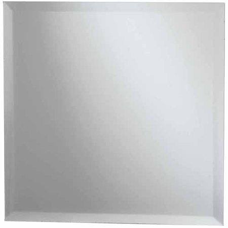 Darice Square Bevel Mirror (Jonti Craft Mirror)