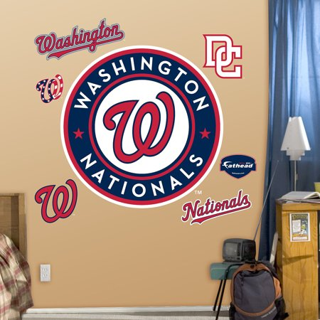 Fathead Washington Nationals 2011 Logo by